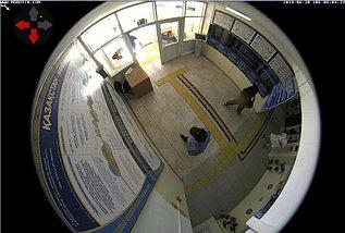 Система видеонаблюдения Mobotix гордской больницы №15 г. Алматы 8