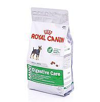 Royal Canin MINI DIGESTIVE CARE, 8 kg. Корм для взрослых собак мелких пород до 10 кг. с чувств. пищев.