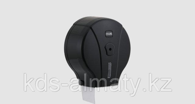 Диспенсер для туалетной бумаги Jumbo (Джамбо) Vialli MJ1 В (чёрного цвета)