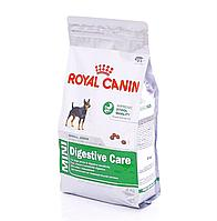 Royal Canin MINI SENSIBLE, 17 kg Корм для взрослых собак мелких пород с чувствит. пищев.