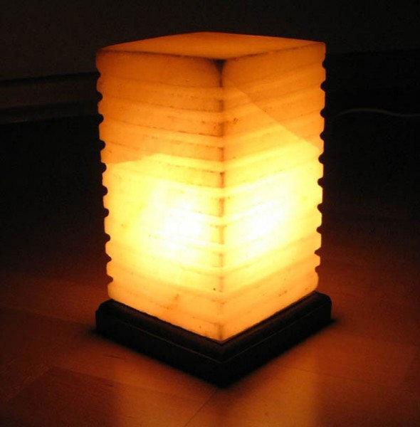 Соляная  лампа - 5 элемент