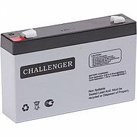 Аккумулятор Challenger AS6-7.2 (6В, 7,2Ач)
