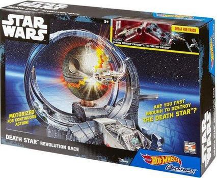 Hot Wheels Звездные войны: Корабли Звезды смерти.