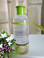 Увлажняющий тонер с улиткой FarmStay Visible Difference Snail Moisture Toner, 350мл