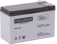 Аккумулятор Challenger AS12-5.0B (12В, 5Ач) (аналог HR1224W), фото 1