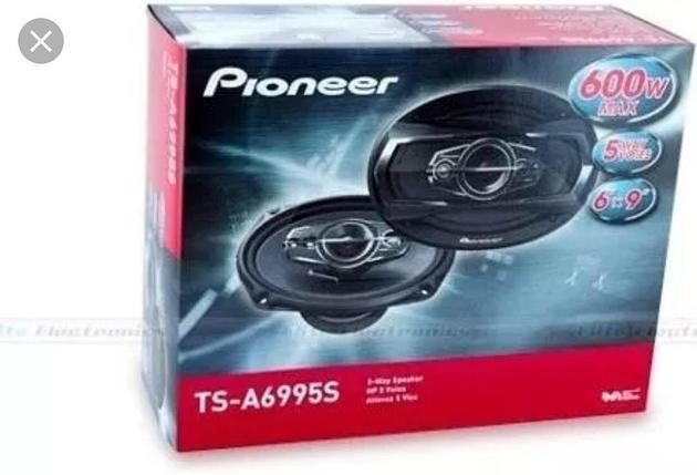 Акустика Pioneer TS-A6975S, фото 2