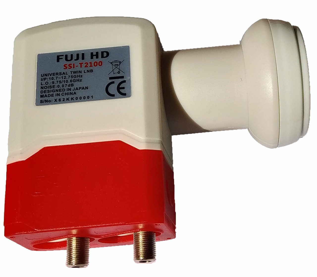Конвертор универсальный 2 выход KU диапазона  Fuji HD  SSI - T2100