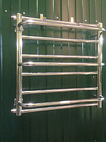 Полотенцесушитель 600х600 Полки 3 боковое универ-ое, с протекторной защитой