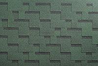 Гибкая черепица Шинглас (Технониколь), Фокстрот (СБС-модифицированная), Эвкалипт