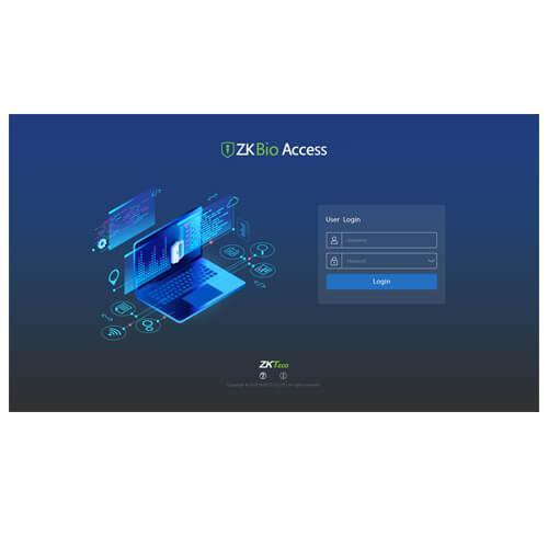 Программное обеспечение ZKTeco ZKBioAccess (до 10 устройств)