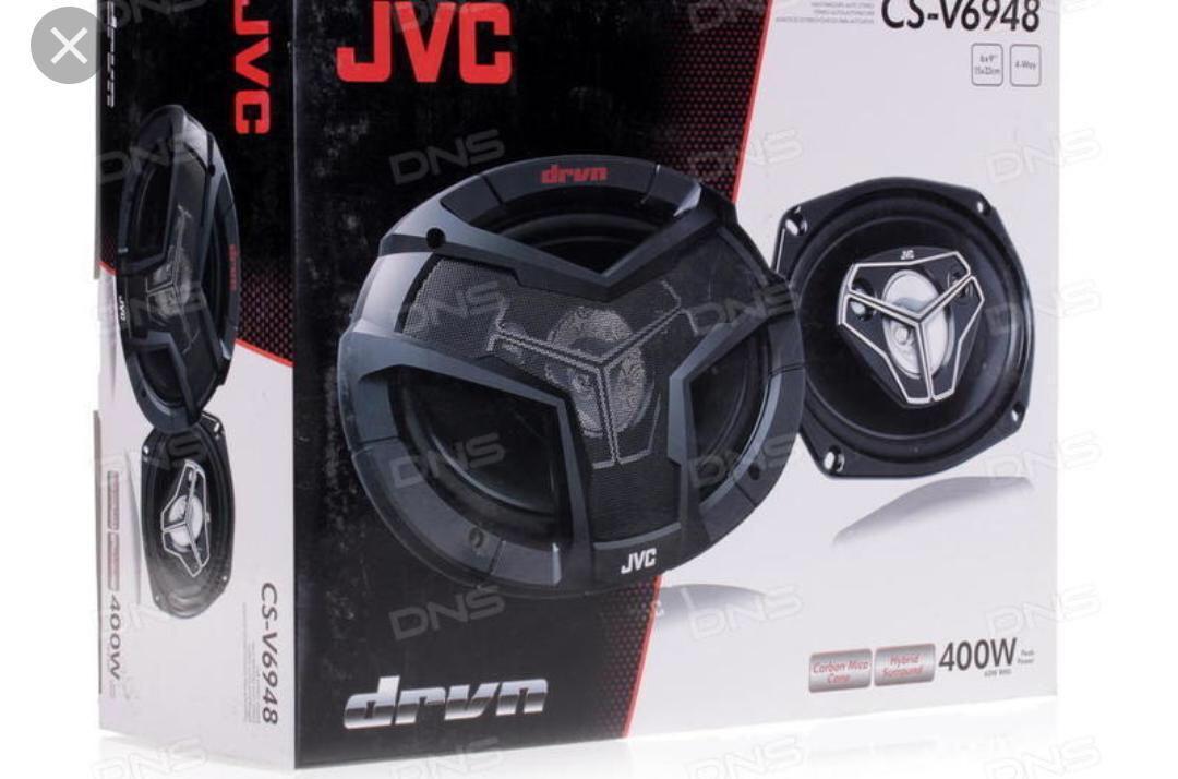 Акустика JVC CS-V6948