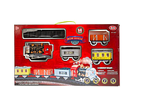 "Железная дорога ""Мой поезд"" на батарейках, в коробке Play smart"