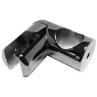 Зажим с отверстием Штанга-стекло 19 mm