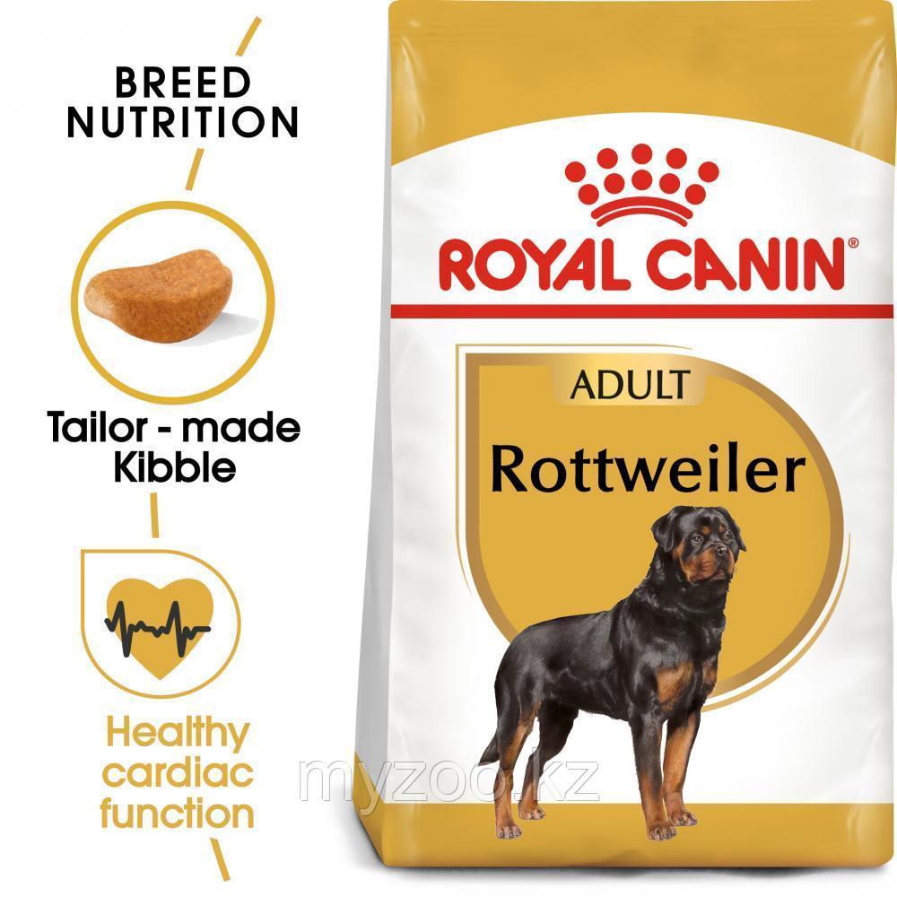 Корм для собак породы ротвейлер Royal Canin ROTTWEILER 26 12 kg.