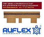 Краткий обзор битумной и очень гибкой черепицы RUFLEX.