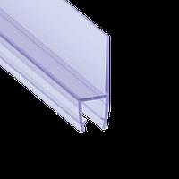 Уплотнитель силиконовый для душевых кабин.220см, фото 1