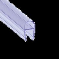 Уплотнитель  силиконовый для душевых. Длина 220см.