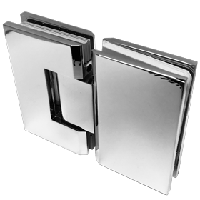 Навес  для душевых кабин стекло-стекло 180°, вес 750 г