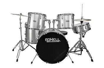 Барабанная  установка Rowell  металик