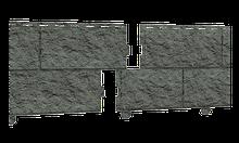 Сайдинг Stone house камень изумрудный