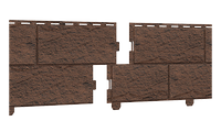 Сайдинг Stone house камень жженый