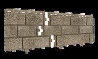 Сайдинг Stone house кирпич бежевый