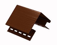 Околооконная планка коричневая
