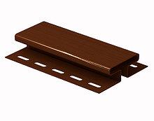 Н-планка коричневая