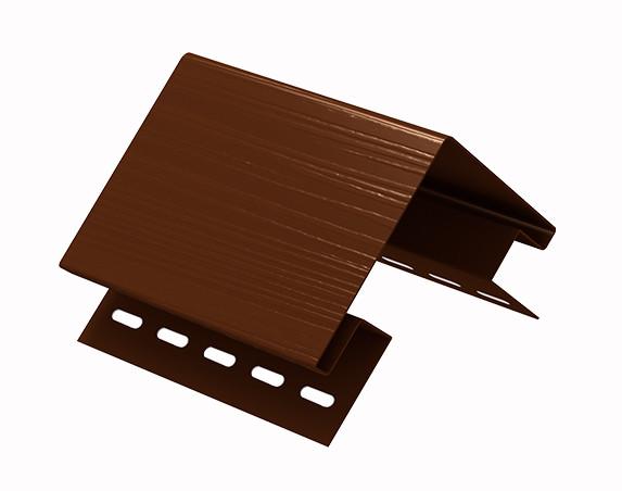 Наружный угол коричневый