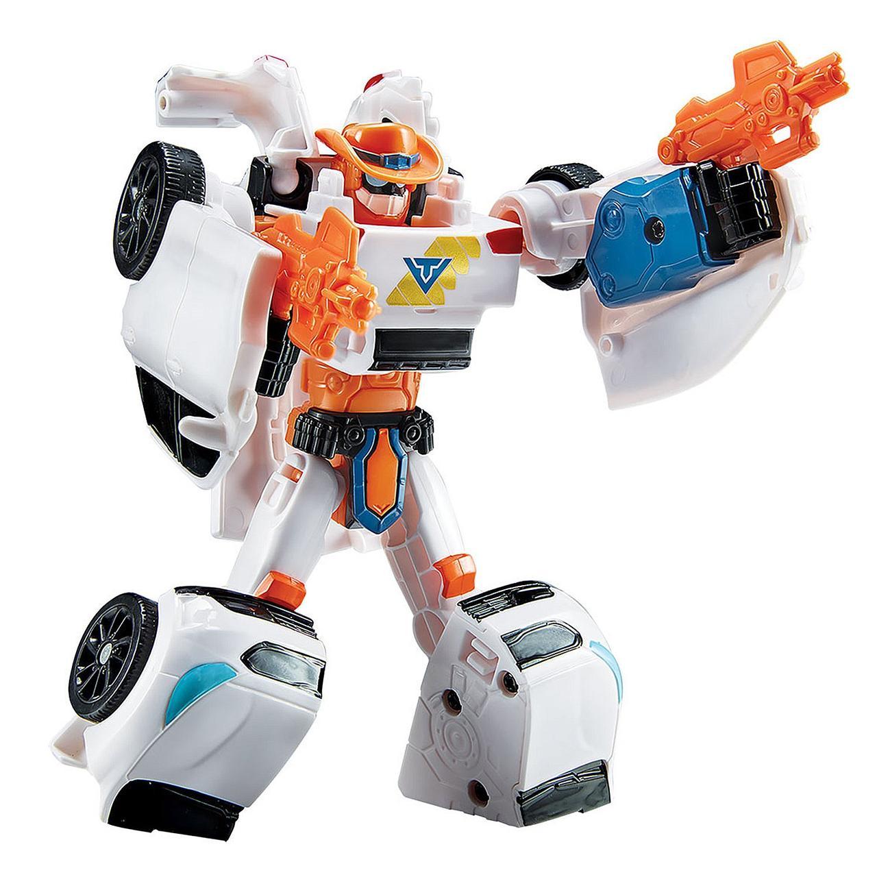 """Tobot Робот-трансформер Тобот Атлон Джанго S3 """"Мини"""""""