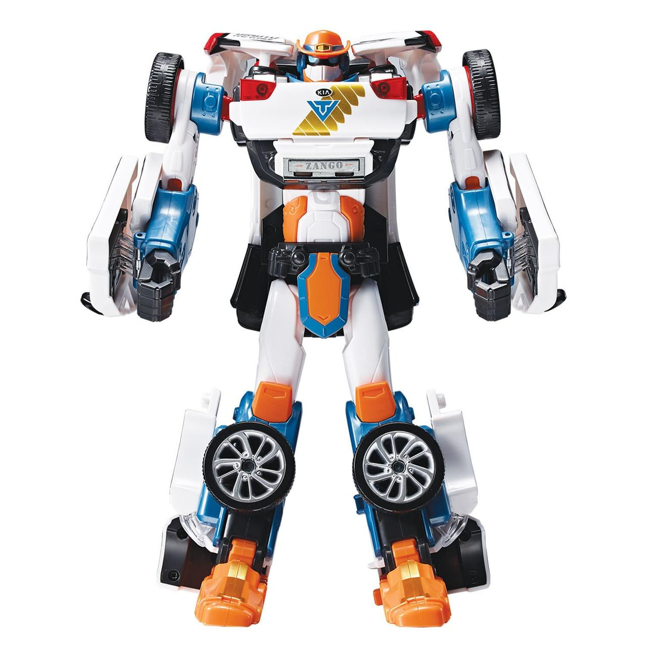 Tobot Робот-трансформер Тобот Атлон Джанго S3