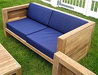 Пошив подушек и матрацев для садовой мебели
