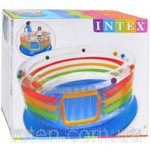 БАТУТ Intex 203*69 см