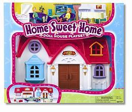 "Набор Keenway:"" Home Sweet Home ""- дом с предметами ( без звука )"