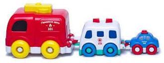 Машинки для самых маленьких