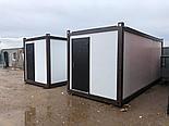 Жилой Контейнер на 4, 8 человек (купить жилой контейнер), фото 2