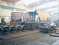 Организация проведения капитального и деповского ремонта грузовых вагонов