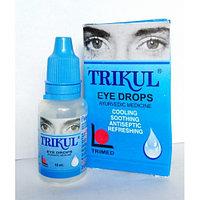 Трикул Trikul глазные капли 15 мл Индия