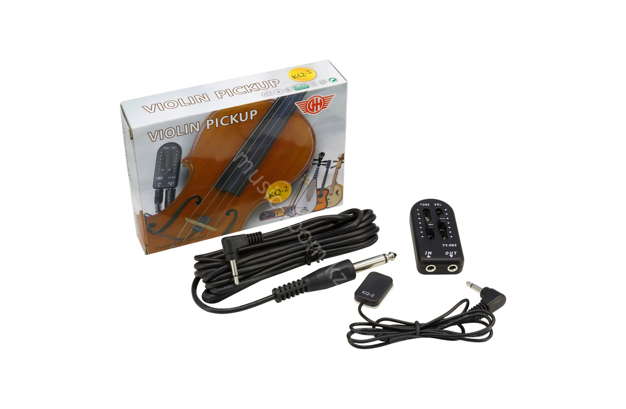 Звукосниматель для скрипки Violin Pickup KQ - 2