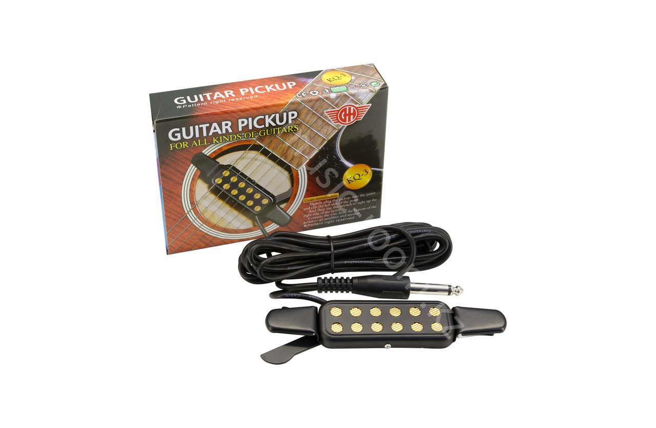 Звукосниматель для гитары KQ-3
