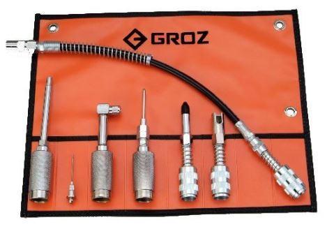 GR44950 - GAK/7 Многоцелевой набор адаптеров для смазки к ручным шприцам