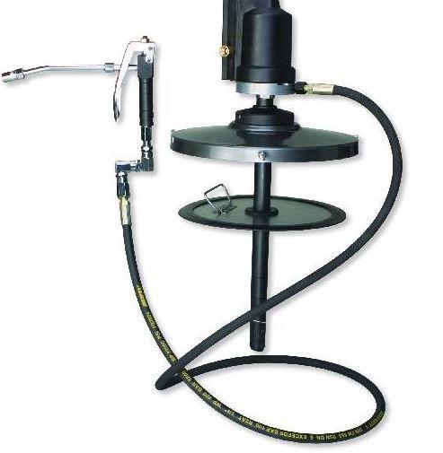 GR45411 - GP2/ST/501/BSP Пневматический насос для смазки с передаточным числом 50