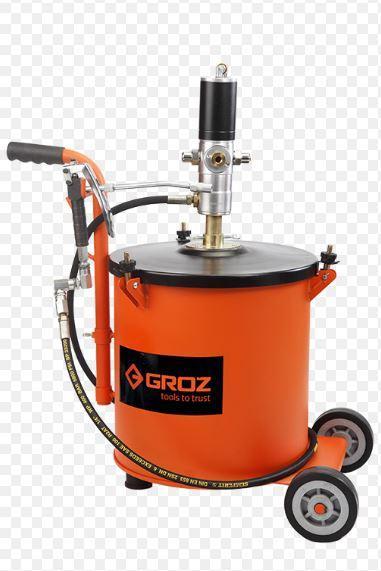 GR45430 - BGRP/30 Раздатчик технических жидкостей,(насос), ведро 30 кг.на колесах , 1:50