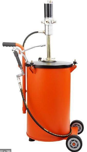 GR45431 - BGRP/50 Раздатчик технических жидкостей,(насос), ведро 50 кг.на колесах , 1:50