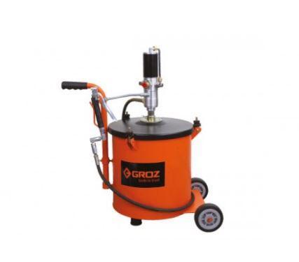 GR45432- BGRP/15 Раздатчики технических жидкостей (пневматические бочковые насосы для масел и смазки)