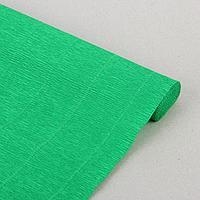 Бумага гофрированная зеленая 0,5*2,5, фото 1