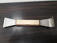 Стамеска пасечная СПМ (нерж.ручка дерев.), фото 1