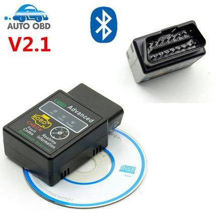 Адаптер OBD ADVANCED для диагностики автомобилей ELM327 Bluetooth (v2.1), фото 2