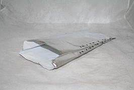 Пакет бум.фольгирован., с перфорацией (170+60)х400мм., 1000 шт