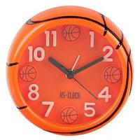 Будильник 'Баскетбольный мяч', объемный, d11.5 см